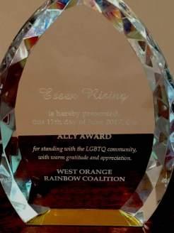 ally award
